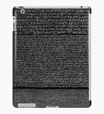 Rosetta Stone iPad Case/Skin