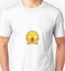 Shocked Emoji T-Shirt