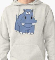 Hippopo Pullover Hoodie