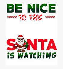 Translator christmas funny shirt  Photographic Print