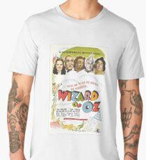 Wizard of Oz Movie Poster Men's Premium T-Shirt