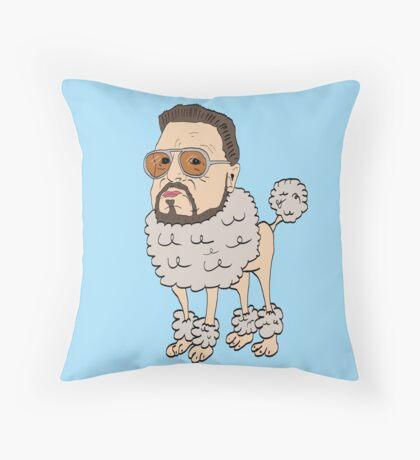 John Good Boy Throw Pillow