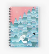Tree Hugger Spiral Notebook