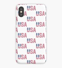 USA Patriotic American Flag Collection iPhone Case/Skin