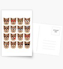 Yorkshire Terrier Emoji   Postcards