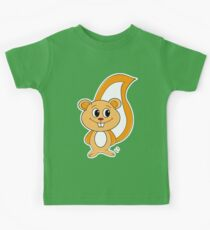 Rally Squirrel Kids Clothes
