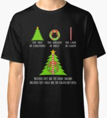The Tree Of Christmas Merry Hallows One Of Master Of Cheer T-Shirt Sweatshirt & Hoodie Classic T-Shirt