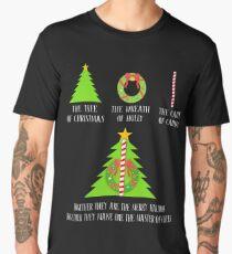 The Tree Of Christmas Merry Hallows One Of Master Of Cheer T-Shirt Sweatshirt & Hoodie Men's Premium T-Shirt
