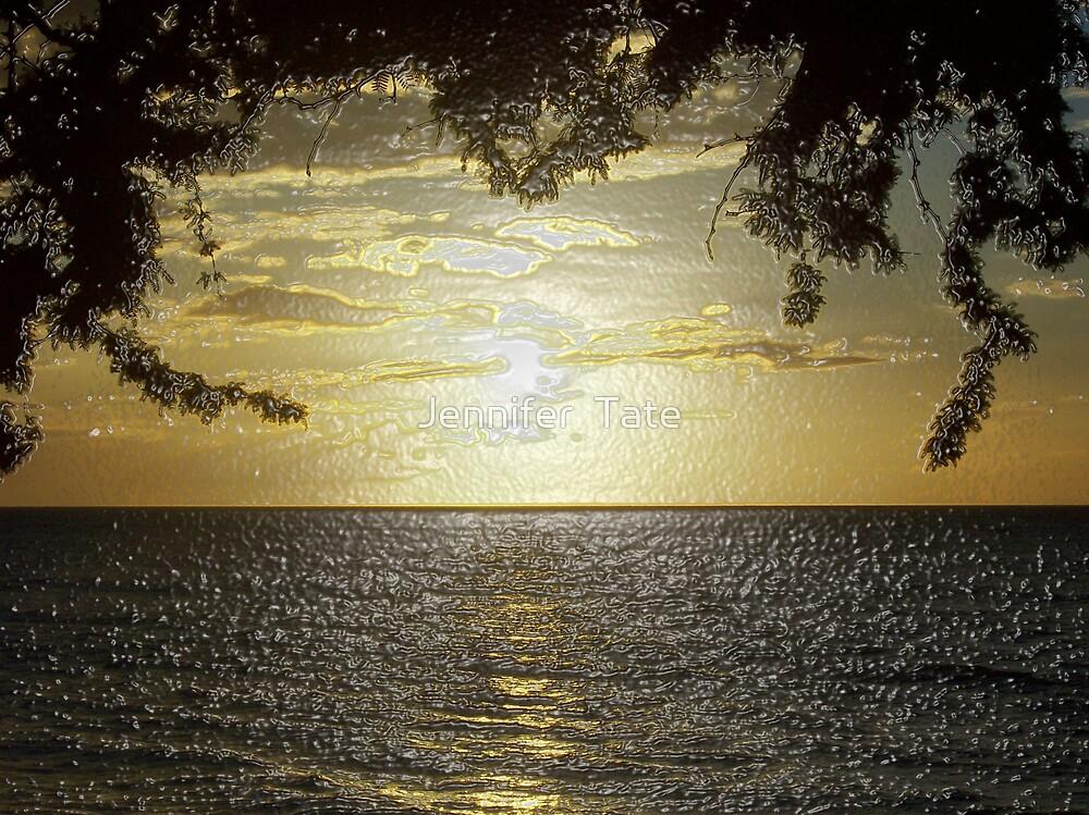 Sunset 3 Edited by Jennifer  Tate