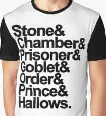 Books Graphic T-Shirt