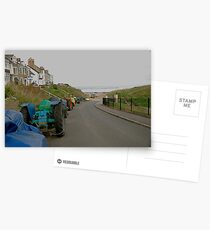 Marske Beach Postcards