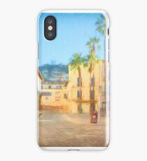 Spanish Plaza iPhone Case/Skin