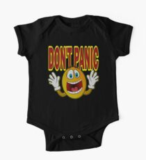 DON'T PANIC One Piece - Short Sleeve