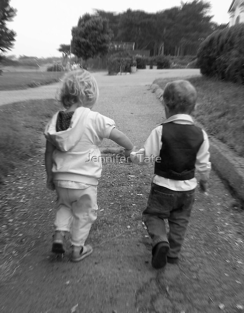 Childhood Memories by Jennifer  Tate