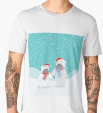 Polar bear Men's Premium T-Shirt