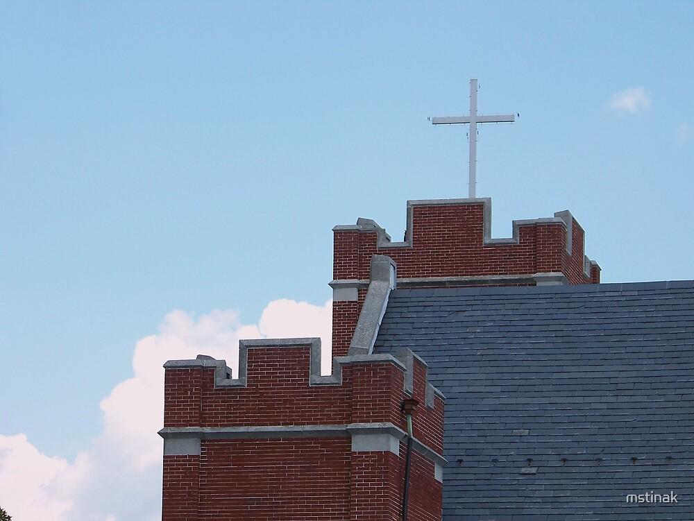 Calvary United Methodist Church-Lemoyne by mstinak