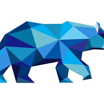 Bear by ashleyrbrinkman