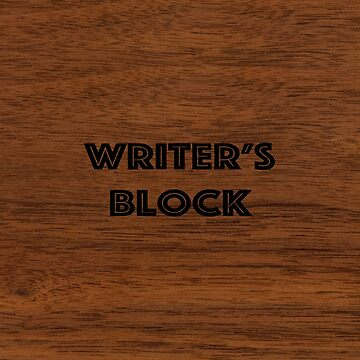 Writers Block by jewelsee