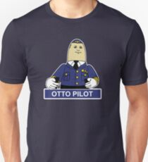 Otto the Inflatable Pilot T-Shirt