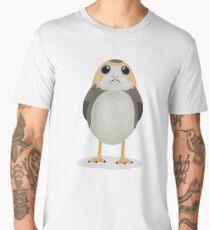 Porg Sad Men's Premium T-Shirt