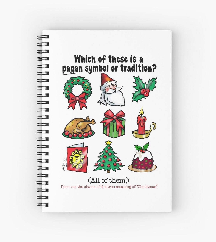 PAGAN CHRISTMAS - (Short text)\