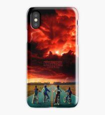 sTRANGER THINGS 2 iPhone Case/Skin