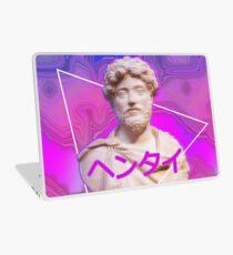 Vaporwave Laptop Skin