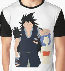 Anime Inspired Shirt Graphic T-Shirt
