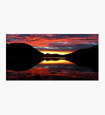 dawn of creation.... Photographic Print