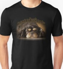 I'm as cute and loveable as a Cav! Unisex T-Shirt
