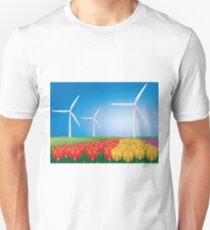Wind turbine 2 T-Shirt