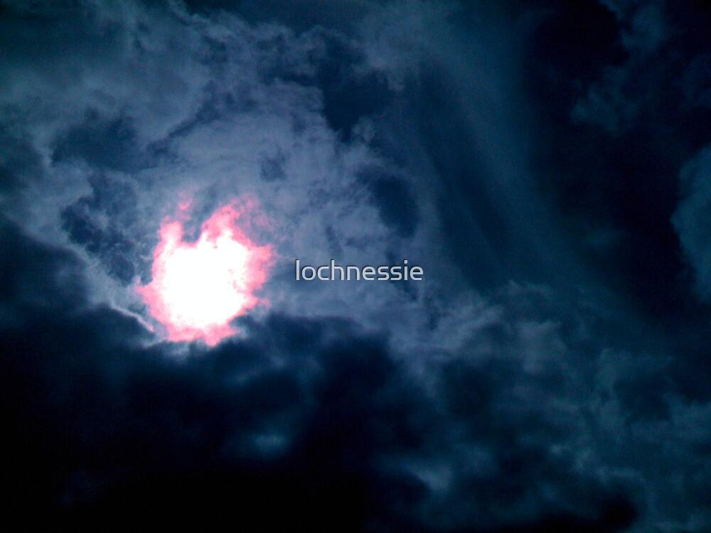 sun by lochnessie