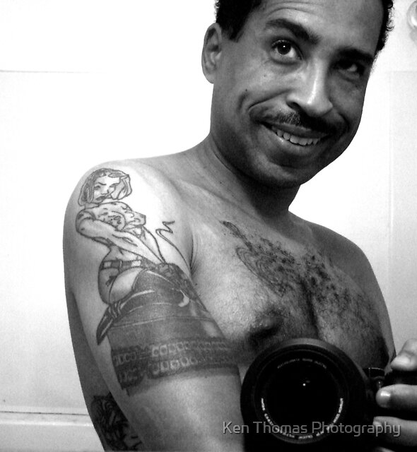 Tatoo Lover by Ken Thomas Photography