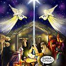 BAAA HUMBUG! by atheistcards