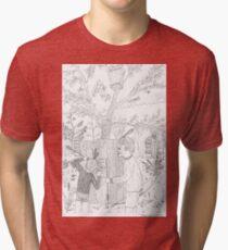 beegarden.works 006 Tri-blend T-Shirt