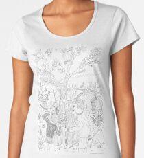 beegarden.works 006 Premium Scoop T-Shirt