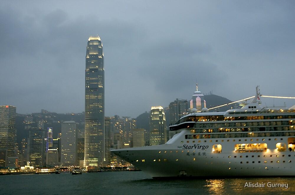 Super Star Virgo, Hong Kong by Alisdair Gurney