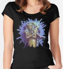 Return of the Mummy Women's Fitted Scoop T-Shirt