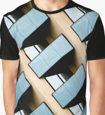 Rectangles and Reflection Graphic T-Shirt