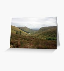 Rural Donegal Greeting Card