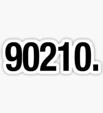 90210. Sticker