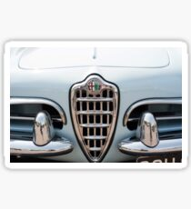 Alfa Romeo Giulia Spider Grille Sticker