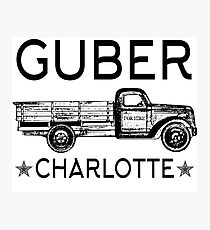 GUBER - The Southern Alternative - Charlotte NC Photographic Print