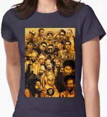 Dancehall Legends! Women's Fitted T-Shirt