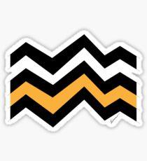 Zig Zag Club Sunshine Sticker