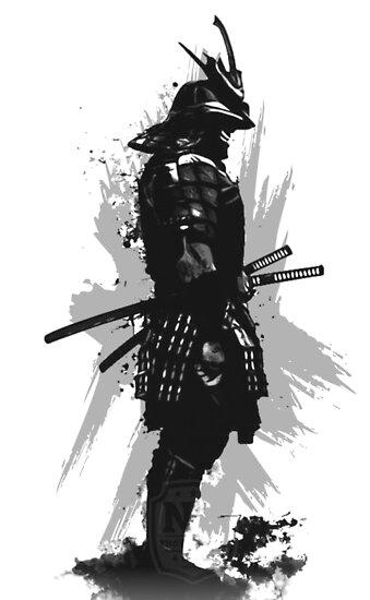 Ronin Japanische Samurai