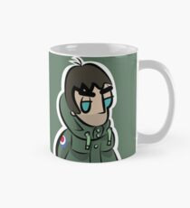 LG - Parka Monkees - Cartoon (Khaki Parka) Mug