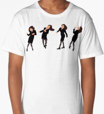 Little Kicks Long T-Shirt