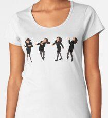 Little Kicks Women's Premium T-Shirt