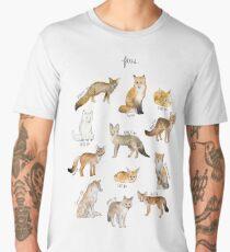 Foxes Men's Premium T-Shirt